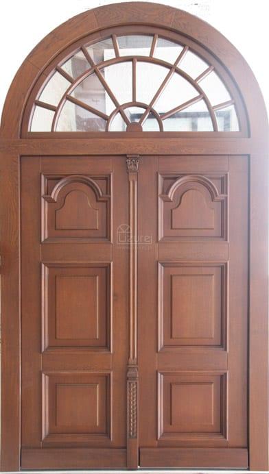 Drzwi zewnętrzne na Jasnej Górze rekonstrukcja zabytkowych drzwi