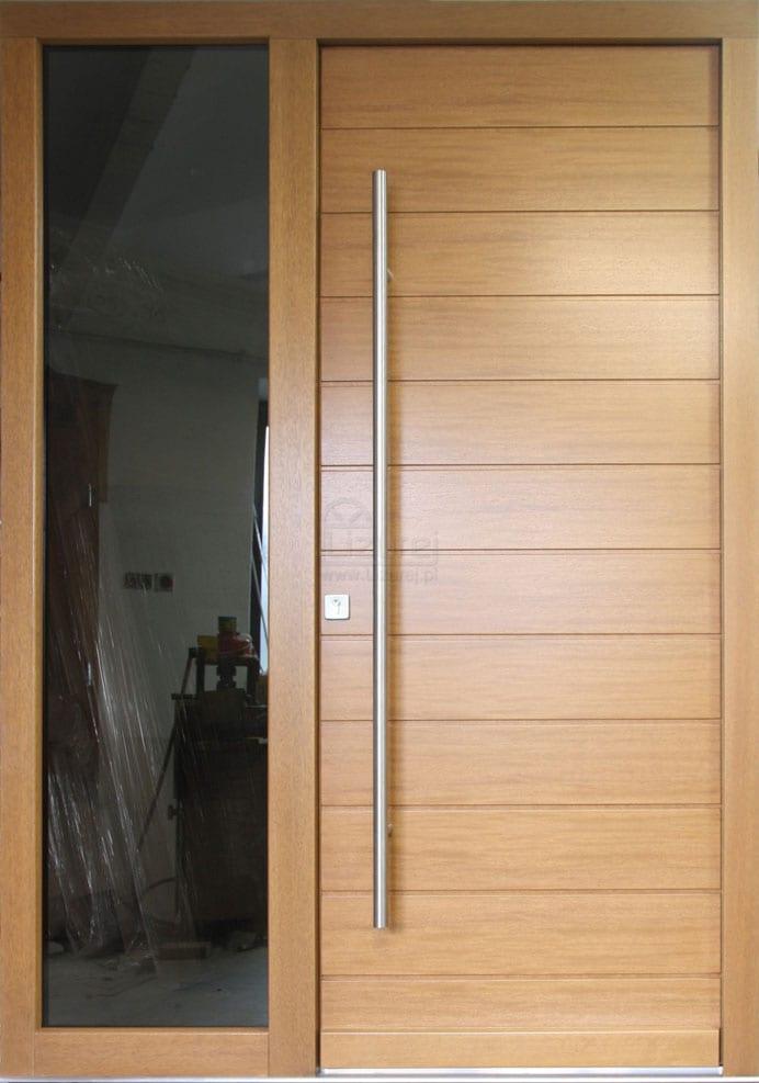 Drzwi zewnętrzne LZ 507