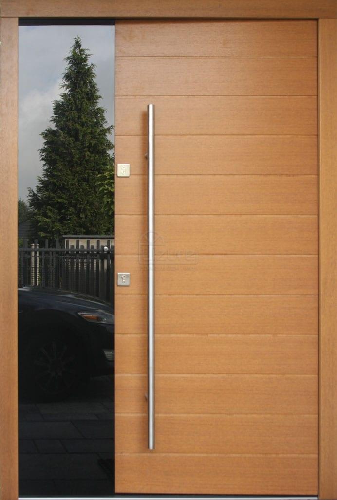 Drzwi zewnętrzne nowoczesne Winchester LZ 534