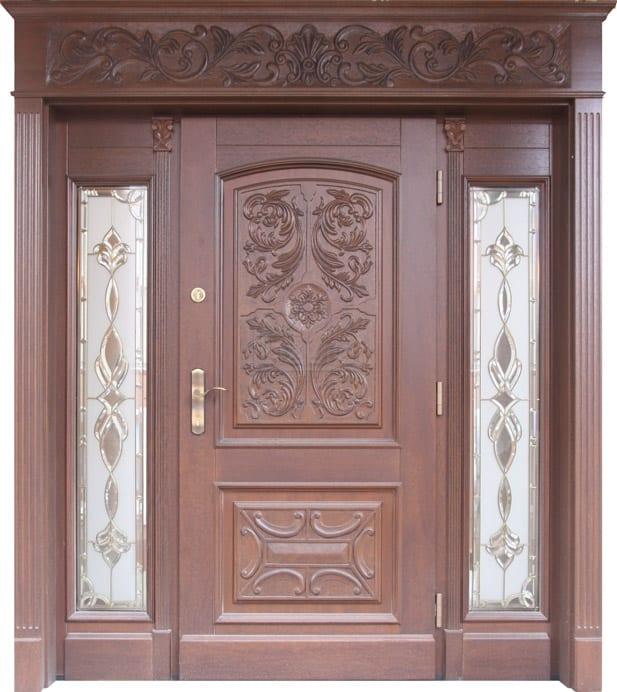 Drzwi zewnętrzne LZ 510