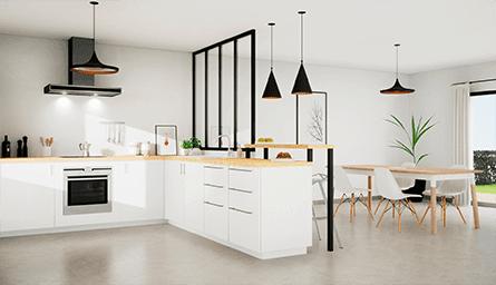 Zabudowy i meblościanki do małego mieszkania