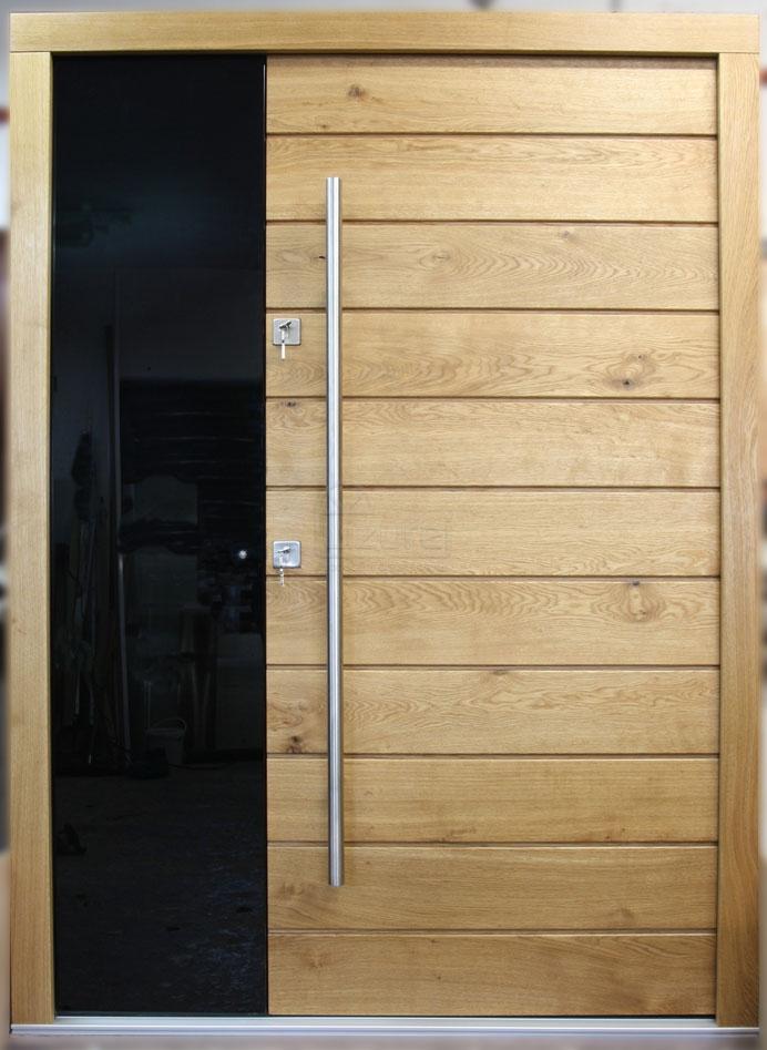 Drzwi zewnętrzne nowoczesne LZ 333