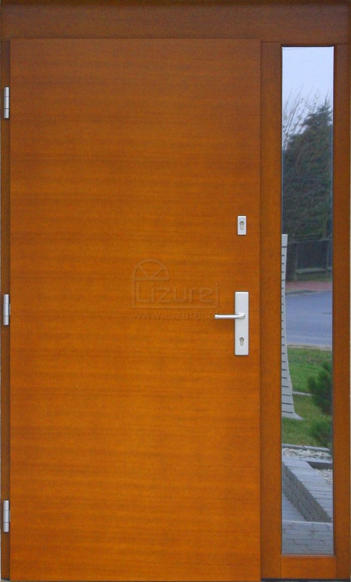 Drzwi zewnętrzne LZ 504