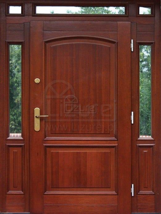 Drzwi zewnętrzne LZ 167