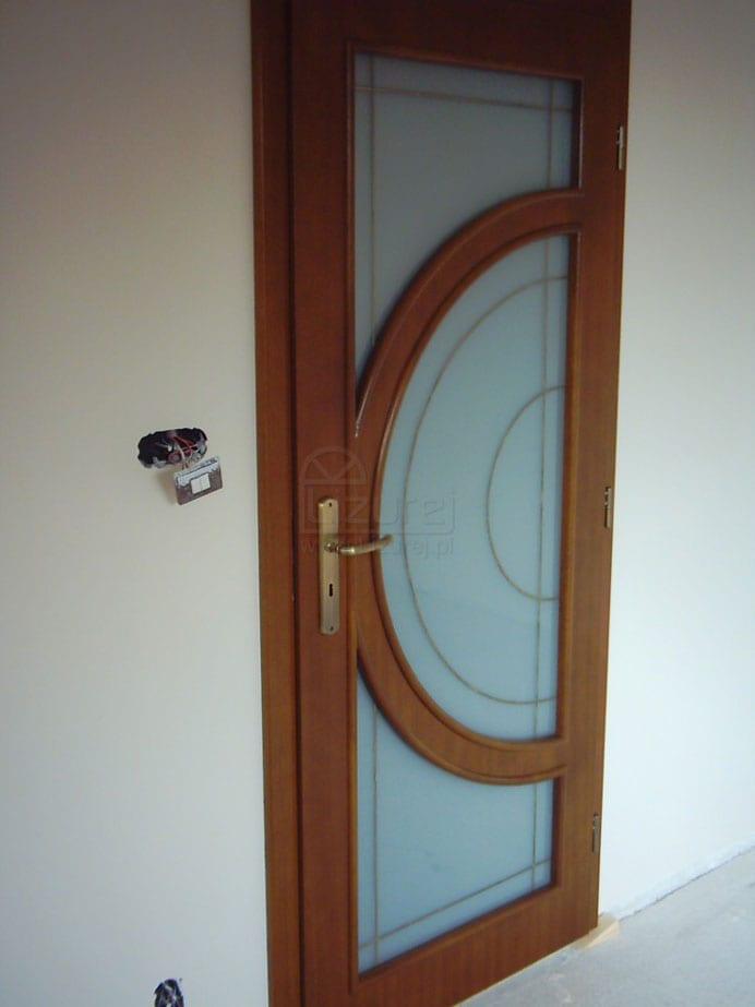 Drzwi wewnętrzne  LW 77