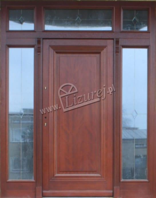Drzwi zewnętrzne LZ 106