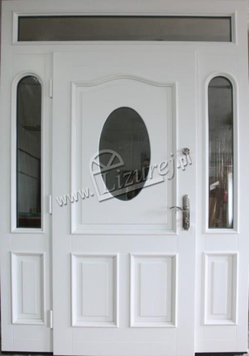 Drzwi zewnętrzne LZ 150