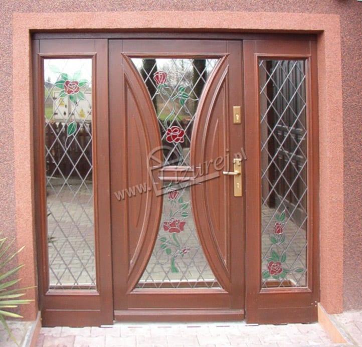 Drzwi zewnętrzne LZ 21