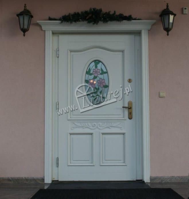 Drzwi zewnętrzne LZ 4