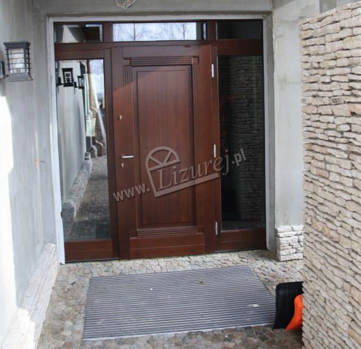 Drzwi zewnętrzne LZ 77