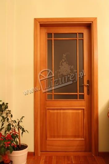Drzwi wewnętrzne  LW 120