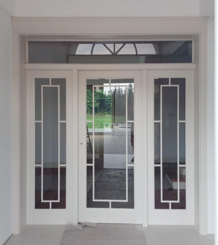 Drzwi Drewniane Wewnętrzne Wiatrolap Willa Parkowa LW536