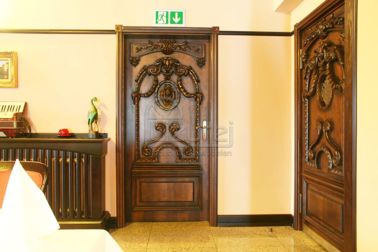 Producent Drzwi Drewnianych Na Wymiar Lizurej Galeria Wewnętrzne 15