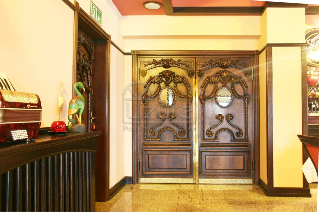 Producent Drzwi Drewnianych Na Wymiar Lizurej Galeria Wewnętrzne 16