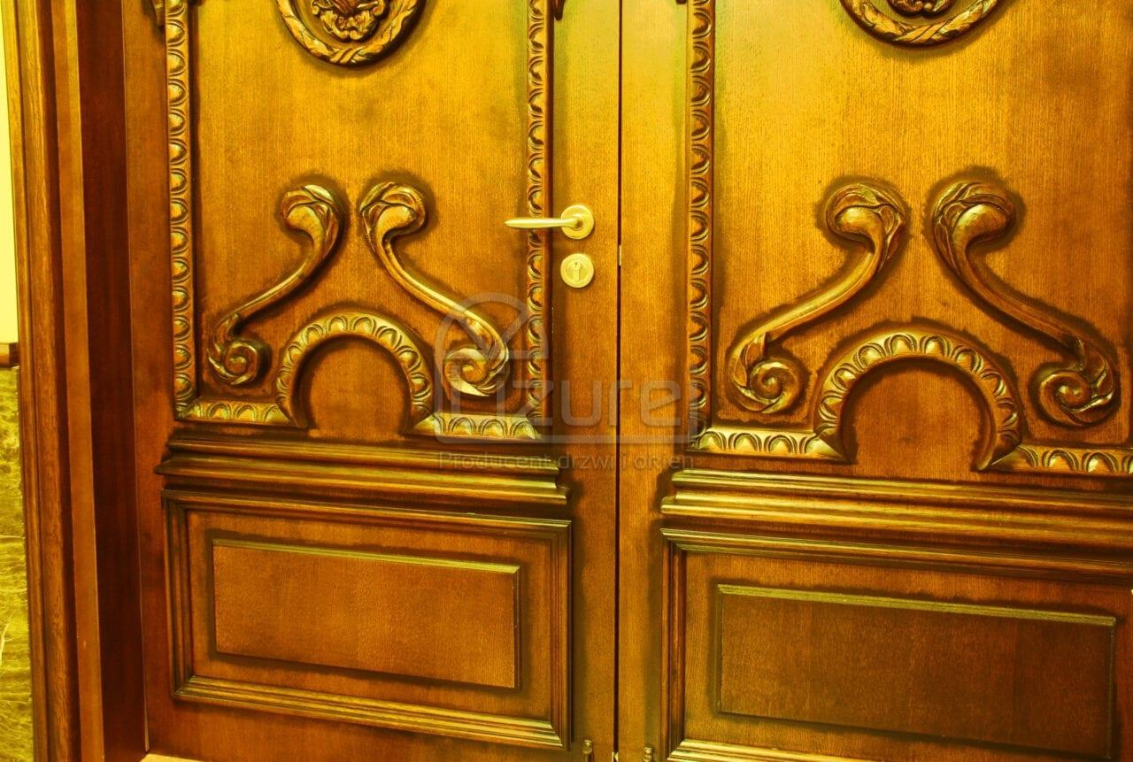 Producent Drzwi Drewnianych Na Wymiar Lizurej Galeria Wewnętrzne 17