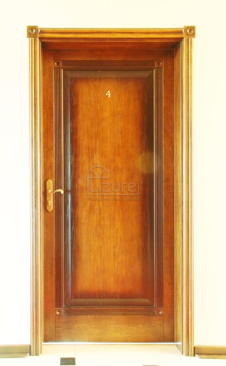 Drzwi wewnętrzne zabudowy meblowe RESTAURACJA HOTEL WENECKA LZ37