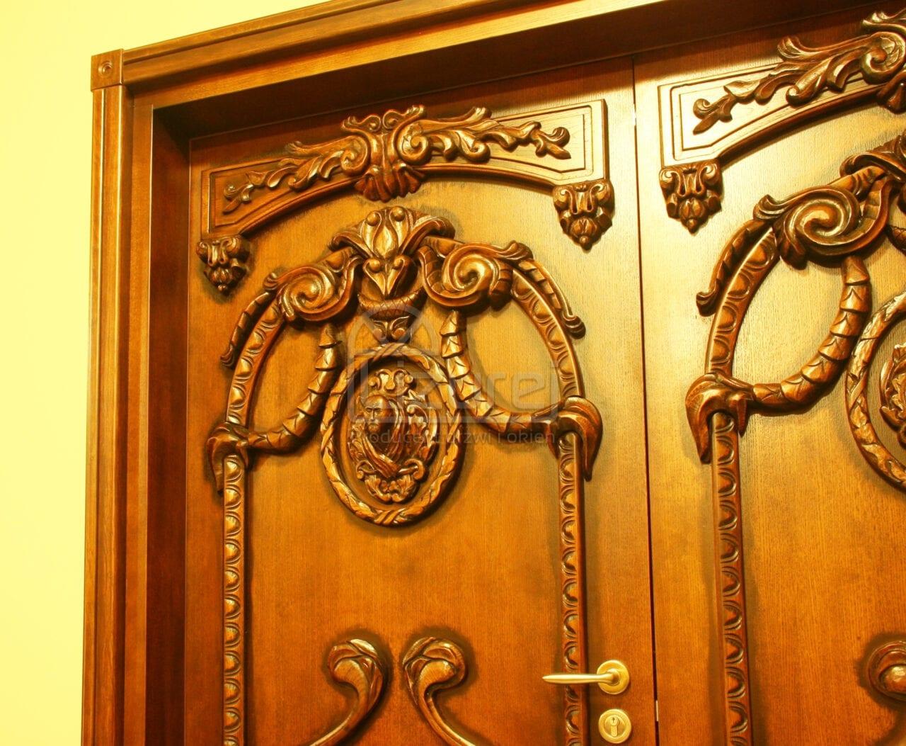 Producent Drzwi Drewnianych Na Wymiar Lizurej Galeria Wewnętrzne 18