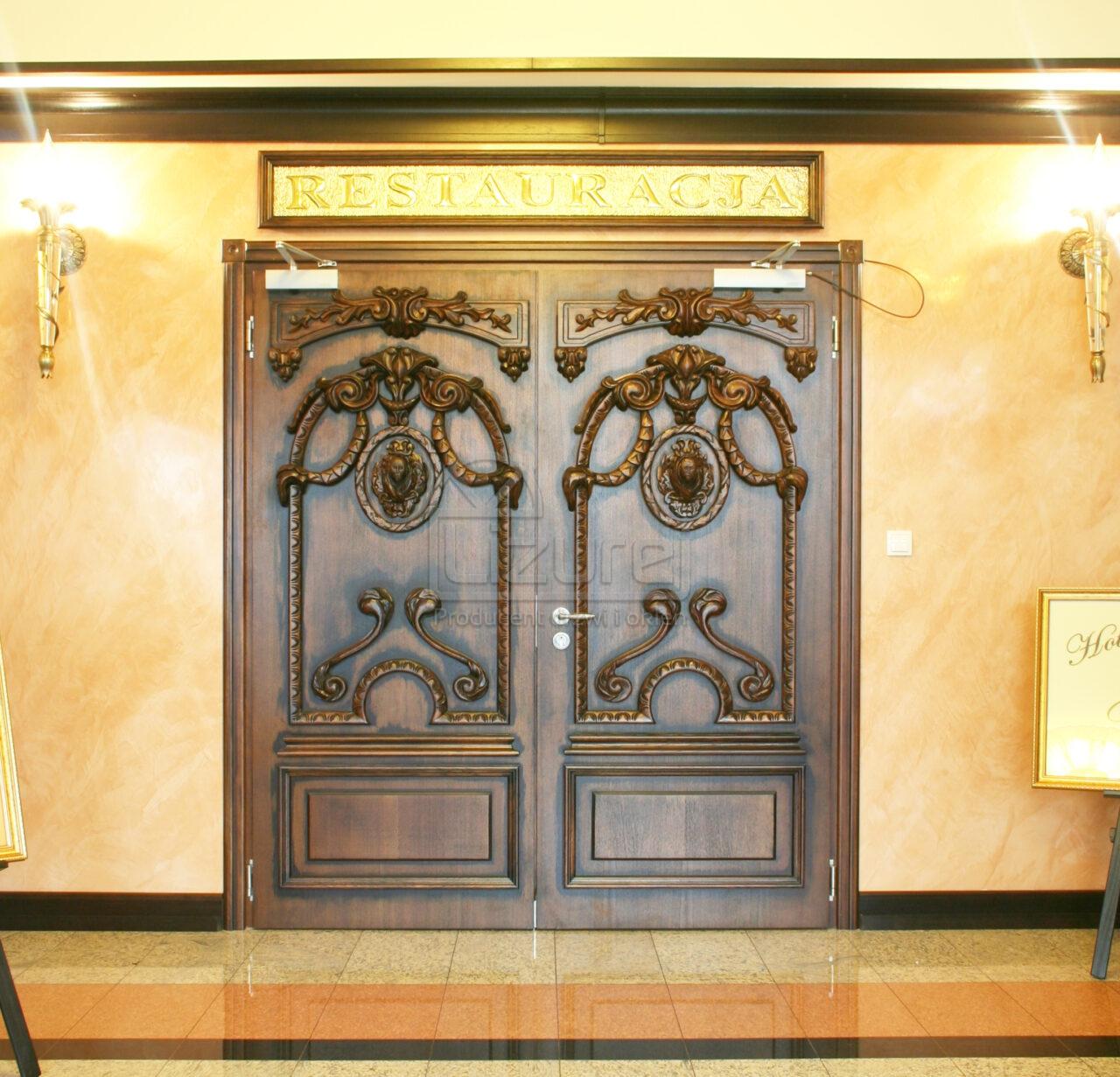 Producent Drzwi Drewnianych Na Wymiar Lizurej Galeria Wewnętrzne 21