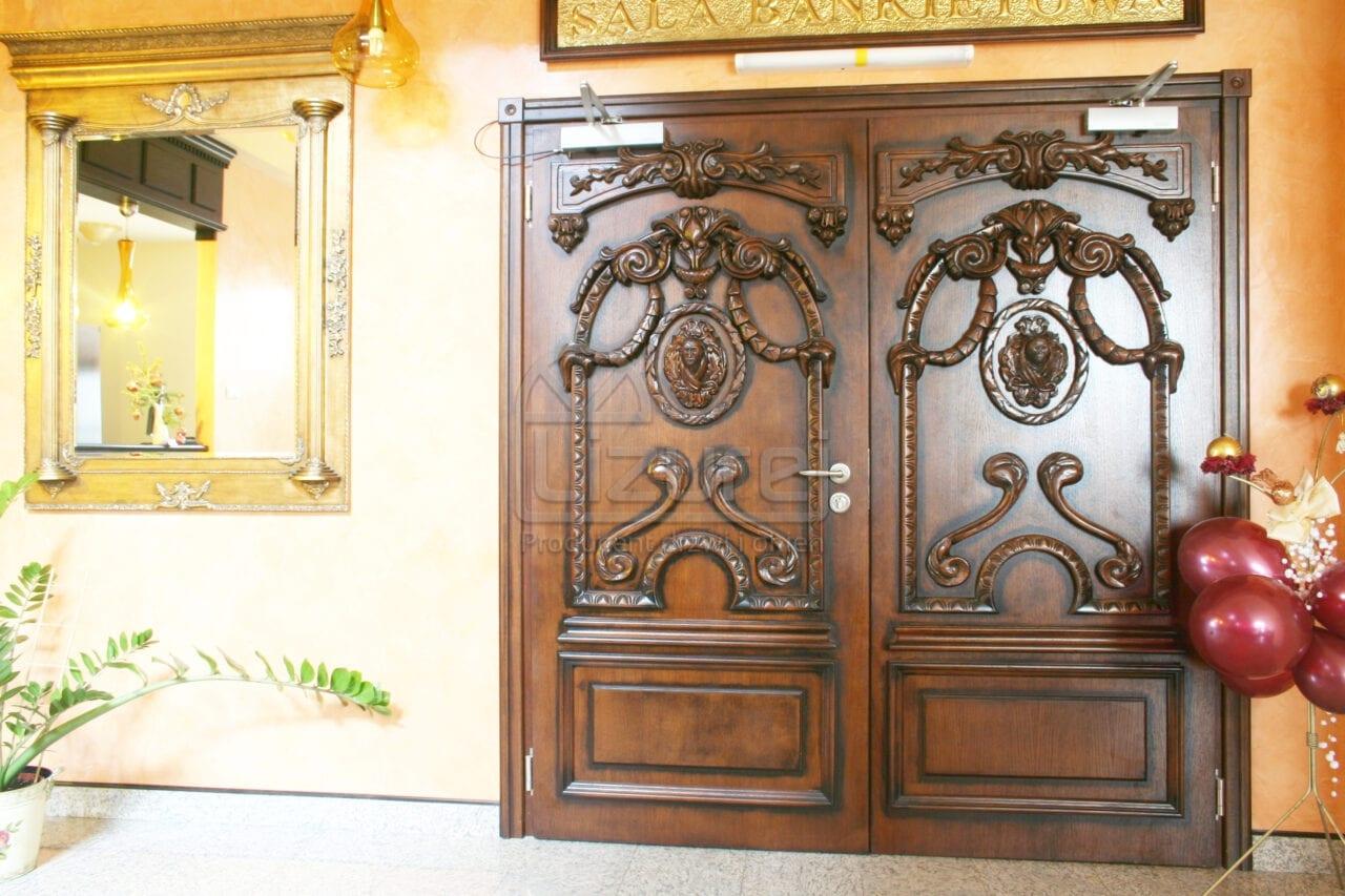 Producent Drzwi Drewnianych Na Wymiar Lizurej Galeria Wewnętrzne 23
