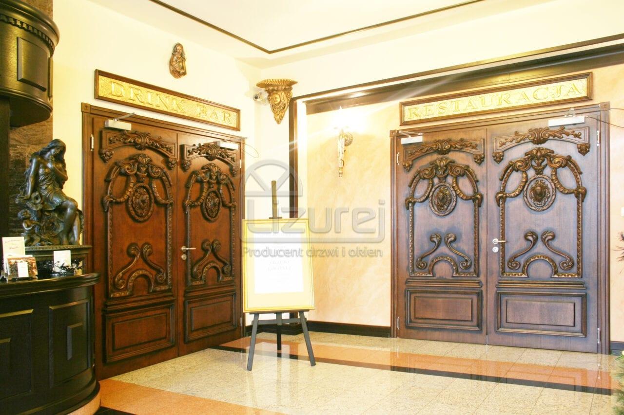 Producent Drzwi Drewnianych Na Wymiar Lizurej Galeria Wewnętrzne 24