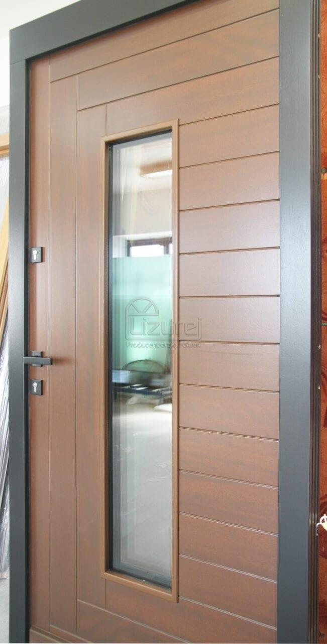 Producent Drzwi Drewnianych Na Wymiar Lizurej Galeria Zewnętrzne 06