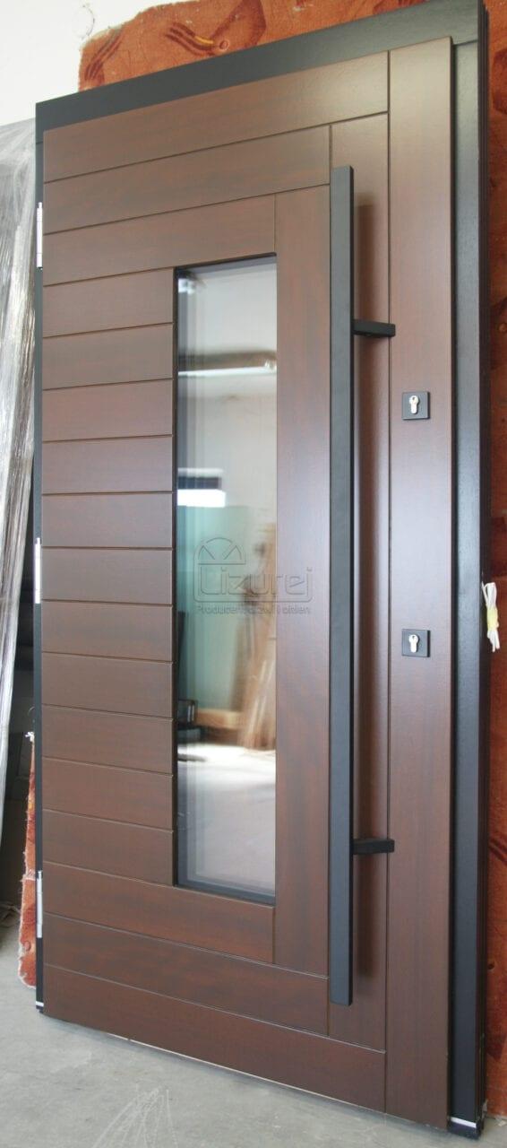 Producent Drzwi Drewnianych Na Wymiar Lizurej Galeria Zewnętrzne 08