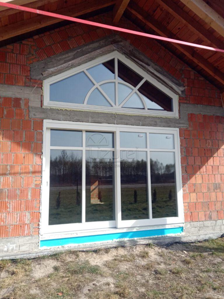 Producent Drzwi Drewnianych Na Wymiar Lizurej Galeria Okna 01