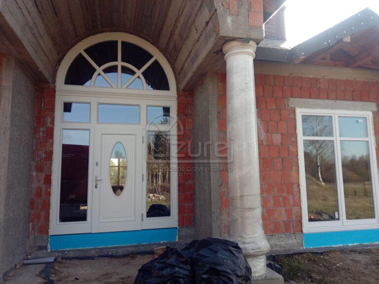 Producent Drzwi Drewnianych Na Wymiar Lizurej Galeria Okna 11