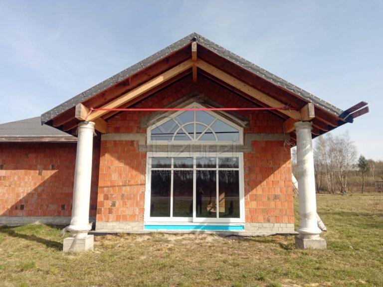 Producent Drzwi Drewnianych Na Wymiar Lizurej Galeria Okna 13