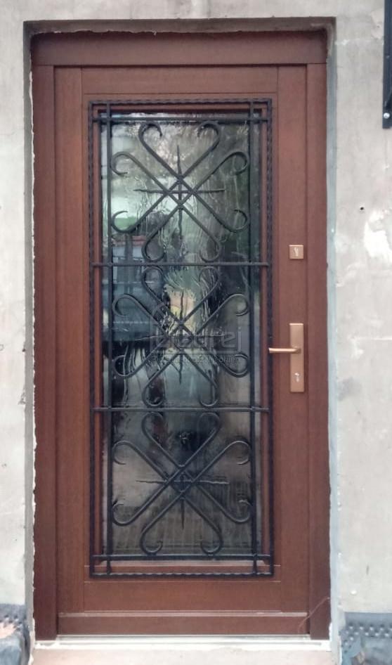 Producent Drzwi Drewnianych Na Wymiar Lizurej Galeria Zewnętrzne 47