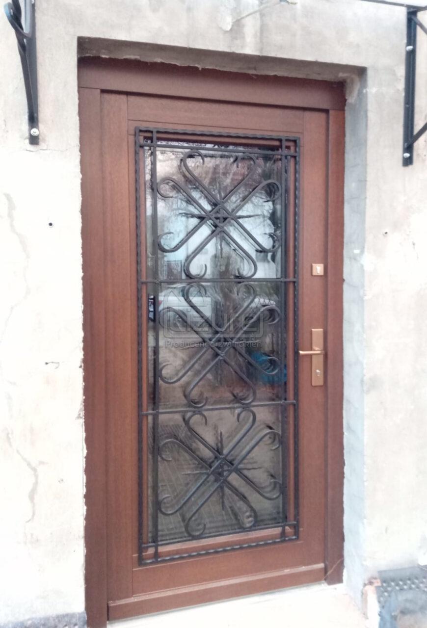 Producent Drzwi Drewnianych Na Wymiar Lizurej Galeria Zewnętrzne 49