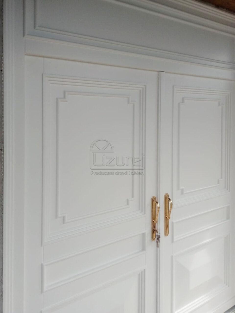 Producent Drzwi Drewnianych Na Wymiar Lizurej Galeria Zewnętrzne 54