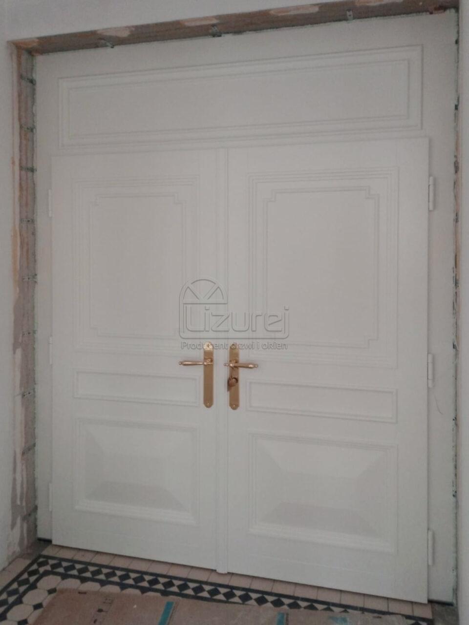 Producent Drzwi Drewnianych Na Wymiar Lizurej Galeria Zewnętrzne 55
