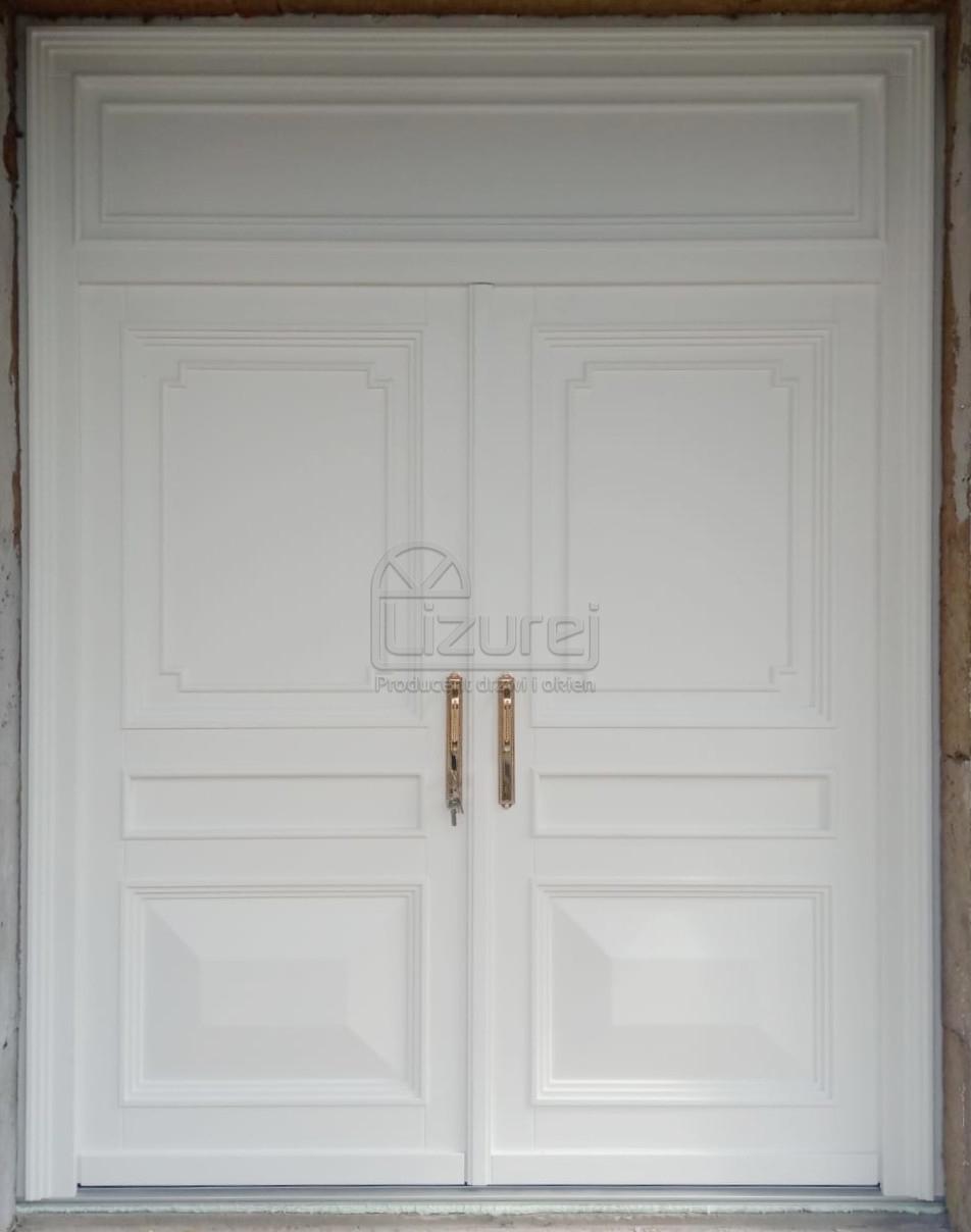 Producent Drzwi Drewnianych Na Wymiar Lizurej Galeria Zewnętrzne 57