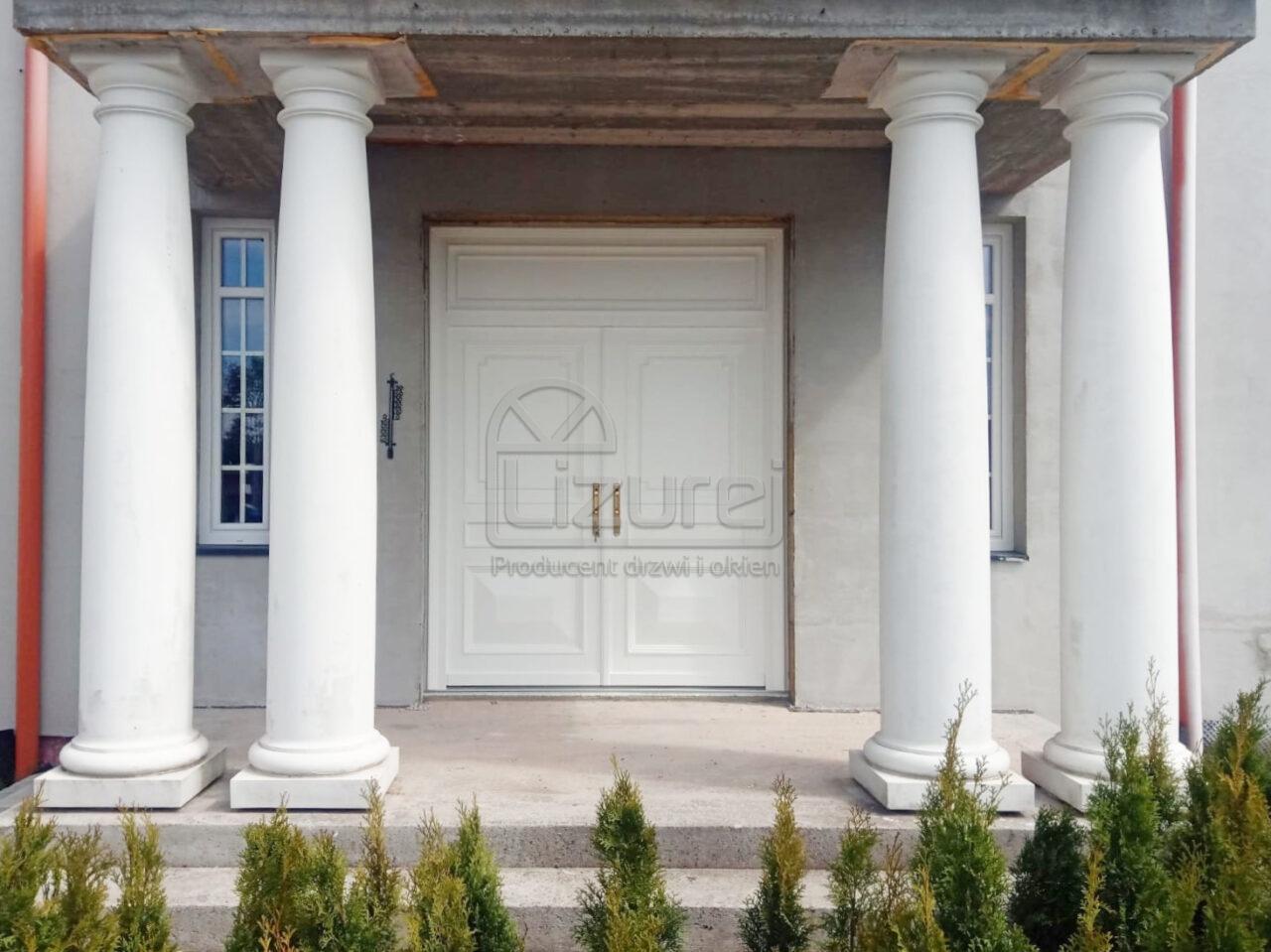 Producent Drzwi Drewnianych Na Wymiar Lizurej Galeria Zewnętrzne 58
