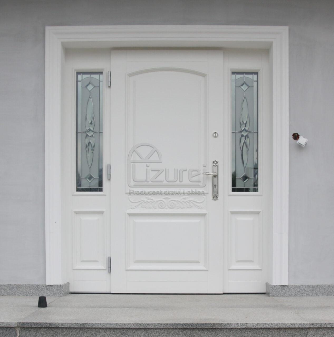 Producent Drzwi Drewnianych Na Wymiar Lizurej Zewnętrzne 01