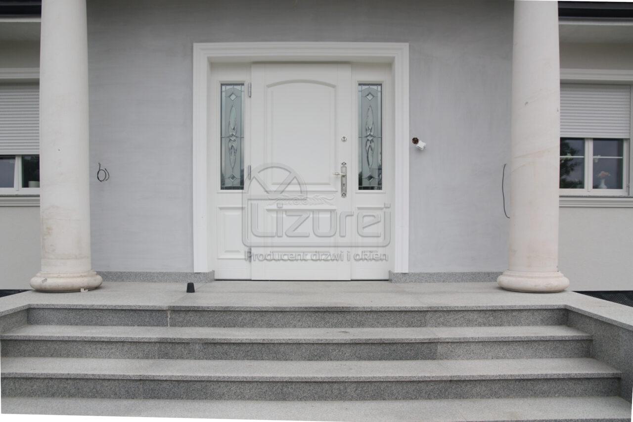 Producent Drzwi Drewnianych Na Wymiar Lizurej Zewnętrzne 03