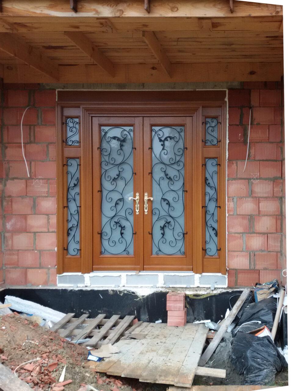 Producent Drzwi Drewnianych Na Wymiar Lizurej Galeria Zewnętrzne 81