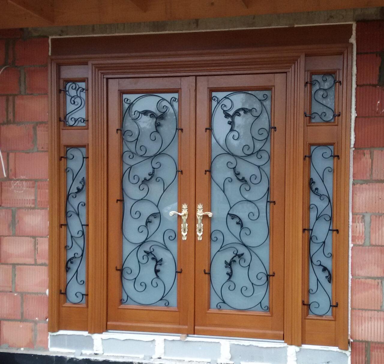 Producent Drzwi Drewnianych Na Wymiar Lizurej Galeria Zewnętrzne 82