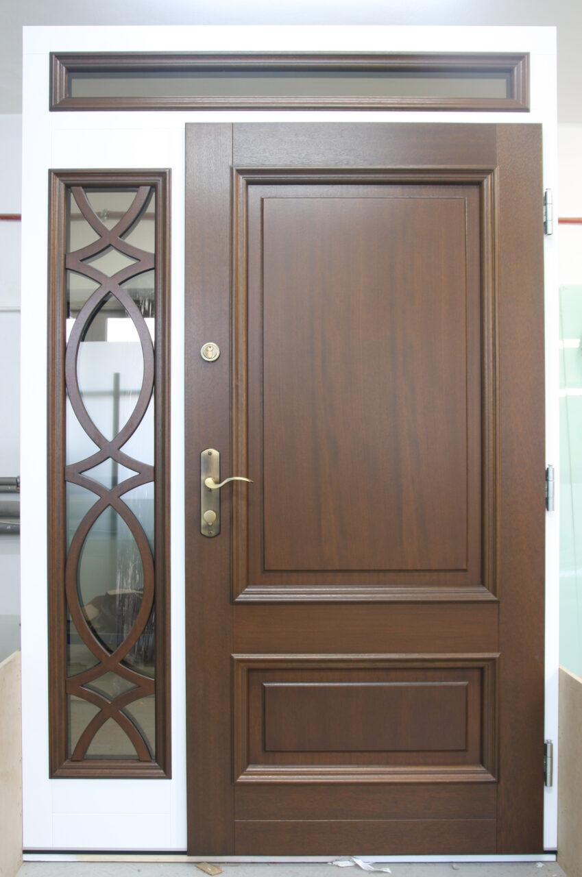 Producent Drzwi Drewnianych Na Wymiar Lizurej Galeria Zewnętrzne 87