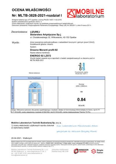 Producent Drzwi Drewnianych Na Wymiar Lizurej Wyposażenie Zewnętrzne 02